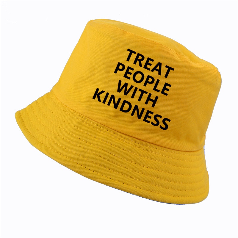 Harry Styles Treat People With Kindness Bucket Hat