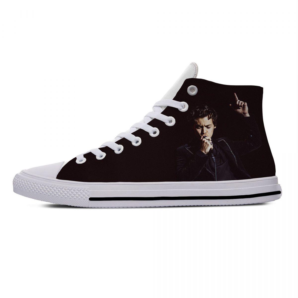Harry Styles Pop Singer Shoes