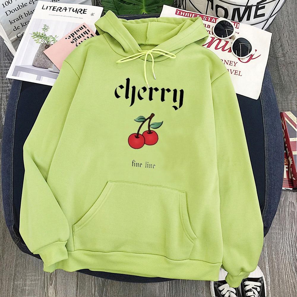 Cherry Harry Styles Hoodie