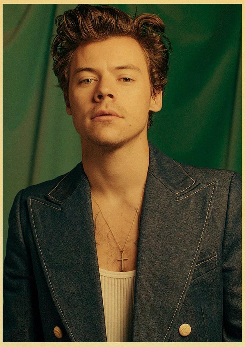 Vintage Harry Retro Poster