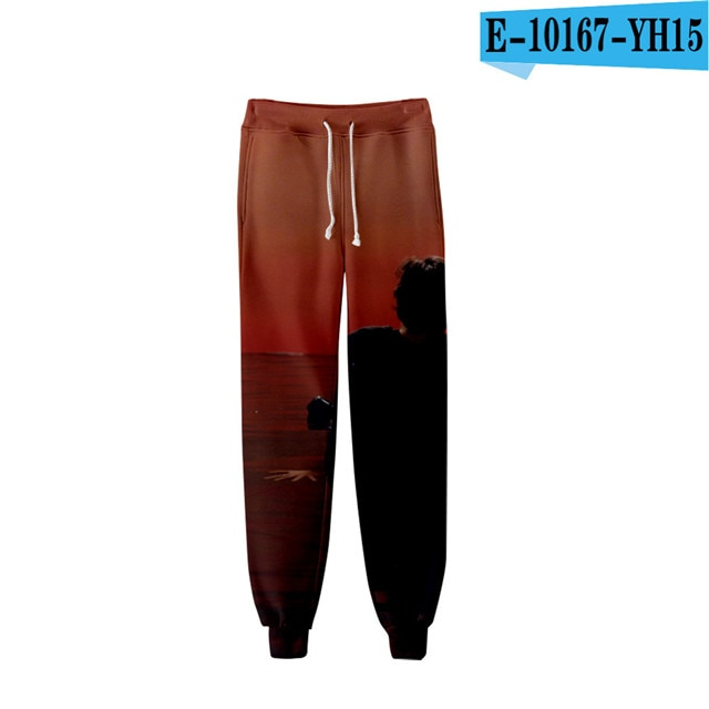Harry Style Casual Sweatpants
