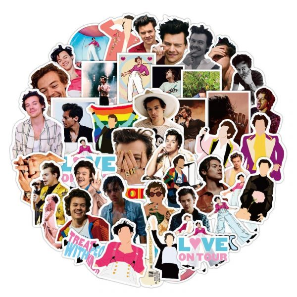 50PCS British Singer Harry Edward Styles Poster