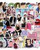 Singer Harry Styles Stickers (50pcs)