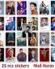 50pcs British Singer Harry Style Stickers