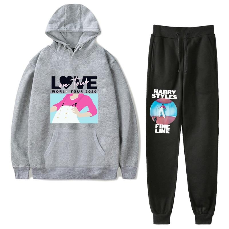Harry Styles Love Hoodie Sweatshirt Tracksuit