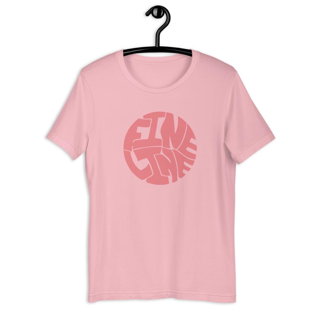 Fine Line Crew Neck T-Shirt